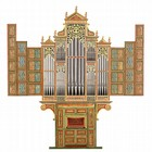 Construction d'un orgue